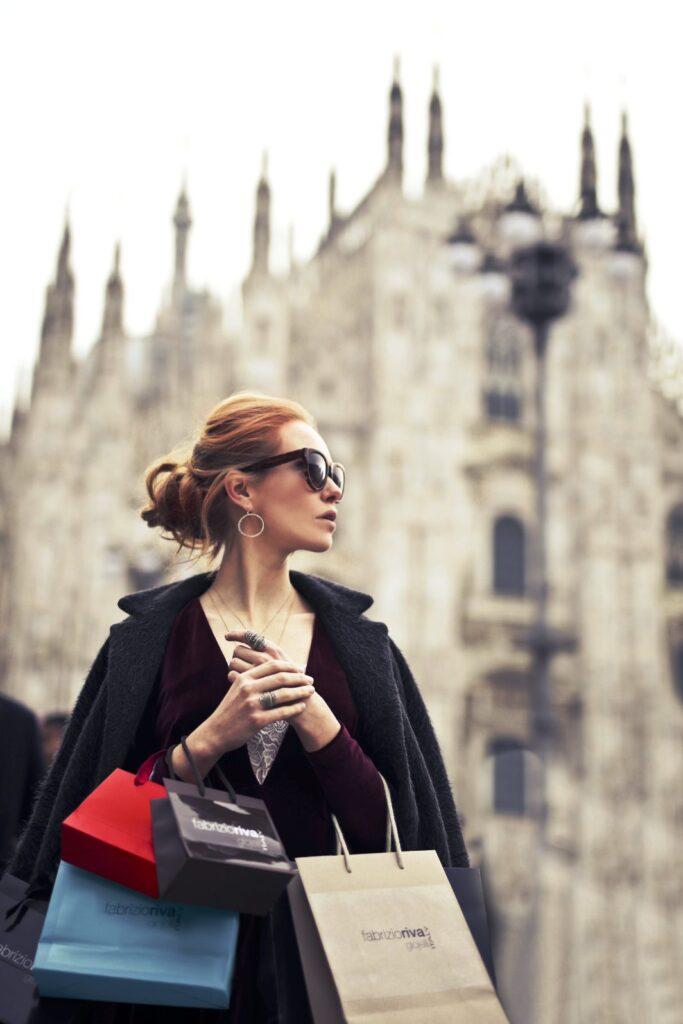 Compro borse Milano